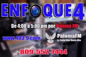 Escuchalo de Lunes a Viernes por la 103.9FM